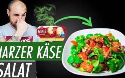 Harzer Käse Rezepte mal anders – Teil I – Harzer Käse Salat