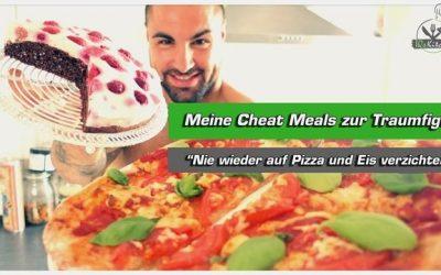 Mit CHEATMEALS zur Traumfigur: 24h PIZZA, EIS, KUCHEN und BROWNIES