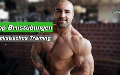 Effektives Brusttraining für optimalen Muskelaufbau – Holistisches Training für Muskelzuwachs