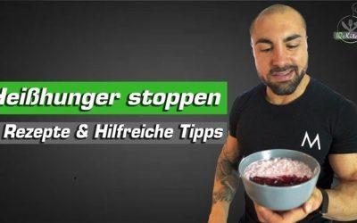 "Einfache und kalorienarme Heißhunger Rezepte | ""Protein Overfeeding"""