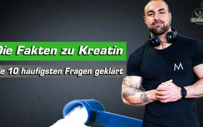 Creatin Guide – Fakten und Mythen zum besterforschtesten Supplement!