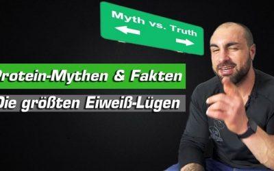 Schluss mit den Protein-Mythen | Die größten Eiweiß-Lügen aufgedeckt