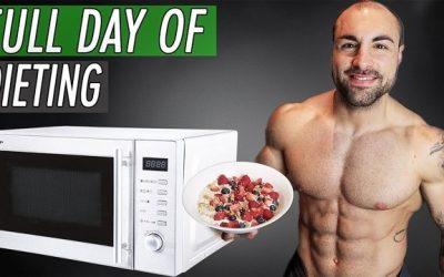 Full Day of Dieting mit 2000 Kcal – 3 Herzhafte Mikrowellenrezepte unter 5min