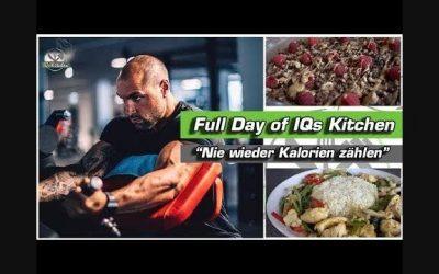 Full Day of IQs Kitchen – Nie wieder Kalorien zählen