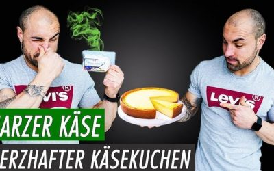 Harzer Käse Rezepte mal anders – Teil I – Harzer Käsekuchen