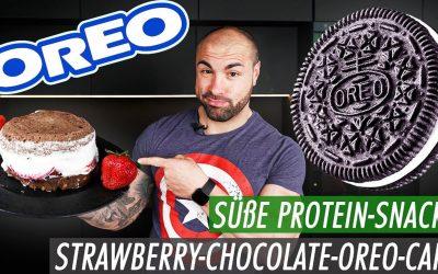 Oreo Cake To-Go – 5min Oreokuchen zum Mitnehmen