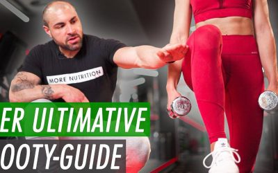 Der ultimative Booty Guide – Top Knackpo Übungen