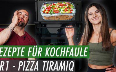 """TiramiQ """"Italiano"""" – Schnelle und einfache Rezepte für Kochfaule Teil I"""