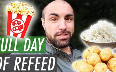 Full Day of Refeed – Maximaler Diät Boost! So machst du es richtig!