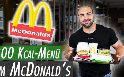 So UNGESUND ist McDonalds WIRKLICH – Fast Food Restaurants im Fitness Check 🤔