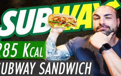 Das gesündeste Fastfood? Subway im Fast Food Restaurant Fitness Check