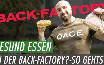 Die BESTE Bäckerei?! So GESUND ist Back-Factory wirklich!