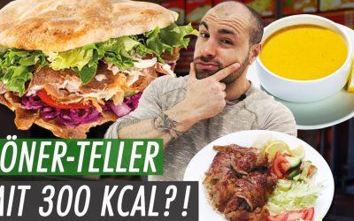 Wie viele Kalorien hat ein Döner WIRKLICH? – Türkisches Essen im Fitness-Check