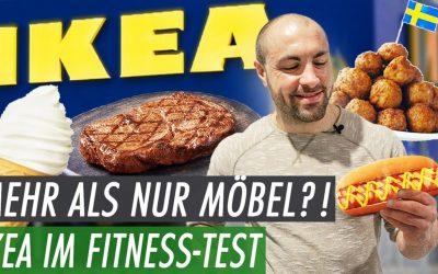 Mehr als nur Möbel? – IKEA Restaurant Test im Fitness- & Kalorien-Check