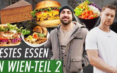 Ich teste das beste Essen in Wien TEIL II – Die angesagtesten Hot Spots! @Lukas
