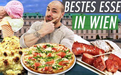 """Ich teste das beste Essen in ganz Wien – """"Best Of Food Hotspots"""" mit @Lukas"""