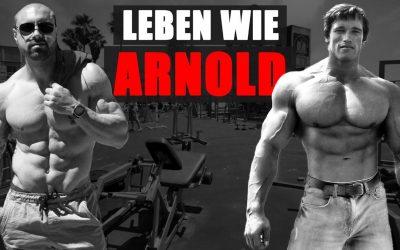 Full Day of Arnold Schwarzenegger – Trainieren und Essen wie in der goldenen Ära (mit vielen Tipps!)