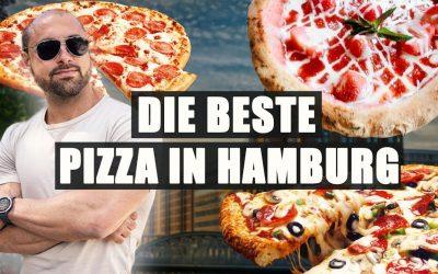 Die beste Pizza in Hamburg – Der große Pizza Test | Wo schmeckt es am Besten?!